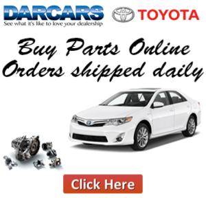 Toyota Online Advertisement