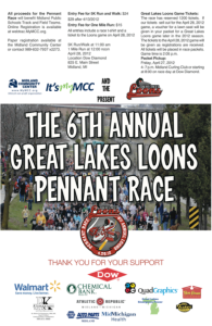 Greater Midland Community Center Loons Poster
