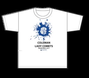 Lady Comets T shirt