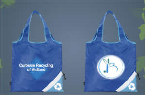 Curbside Recycling of Midland, Michigan Product