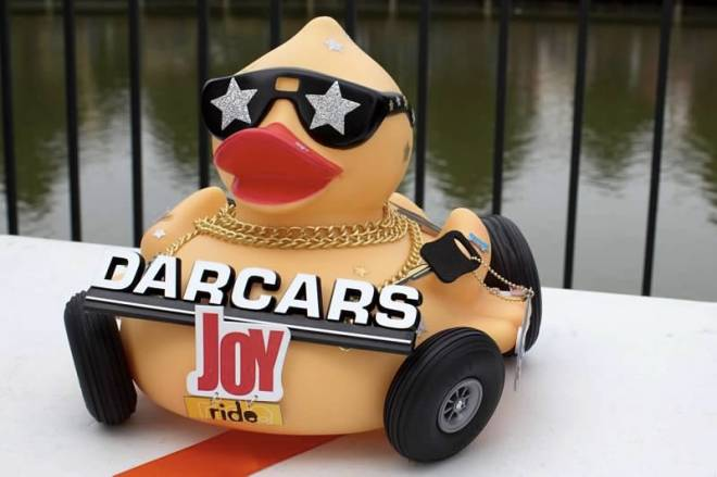 DARCARS duck