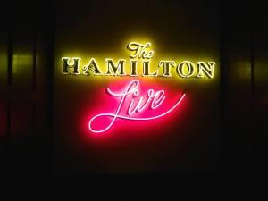 Hamilton Live