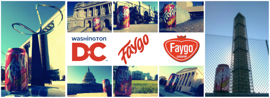 Faygo in Washington DC